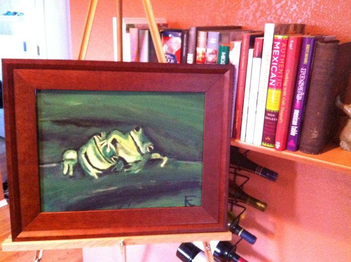 Frog love - FK Art