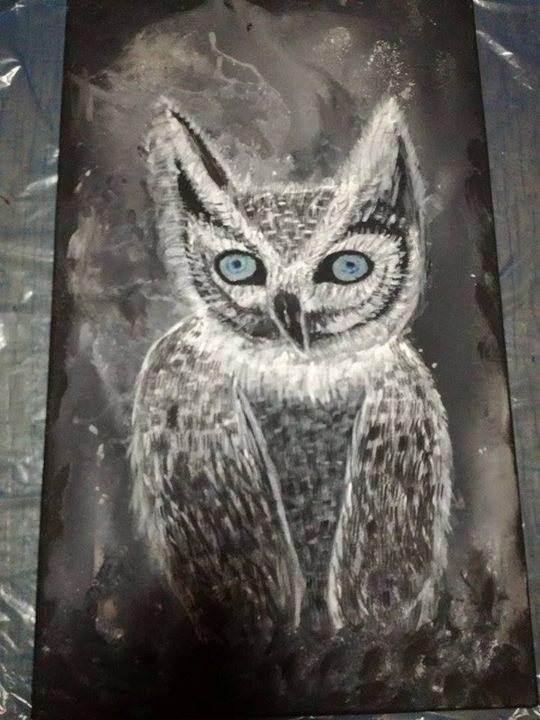 Night owl - Andreea Gh