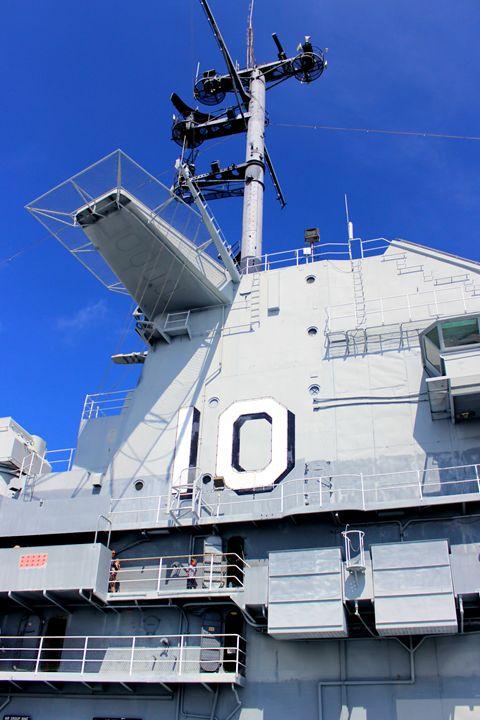 USS Yorktown - Eire