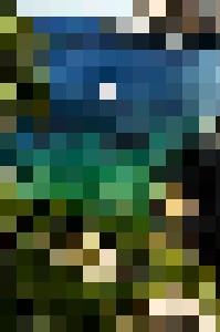 BLUE AND GREEN WATHER SARDINIA