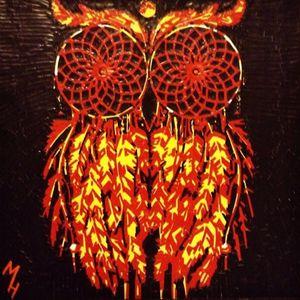 Owl Dreams - Dreamcatcher