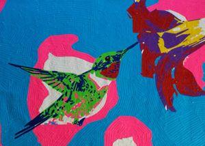 Hummingbird's Tasty Treat
