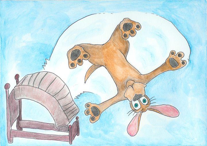 Woof & Meow: New Friends #6 - Ryan Brock Campbell