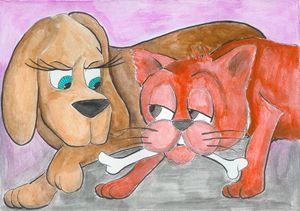 Woof & Meow: New Friends #12
