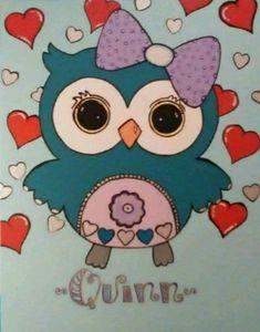 'The Little Owl Quinn'