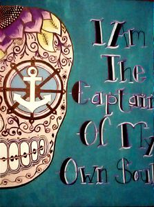 'I Am The Captain Of My Own Soul'