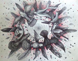 to kill a mocking bird love tattoo