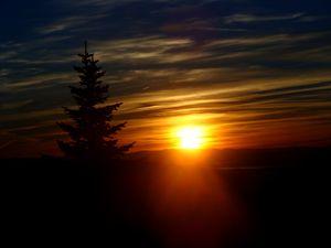 Sunset @ Acadia National Park