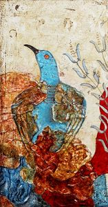 Blue bird (Knossos palace)