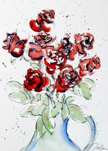 Red Roses 2