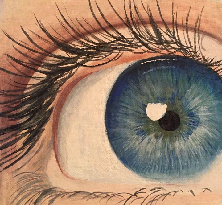 Eye - Johanna Hendrickson