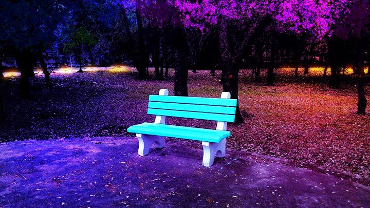 Park Bench - Akhdan