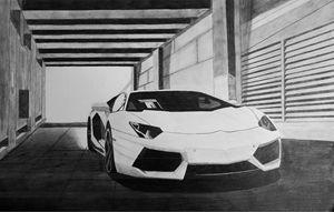 Lamborghini Aventador- Original - EDG Art