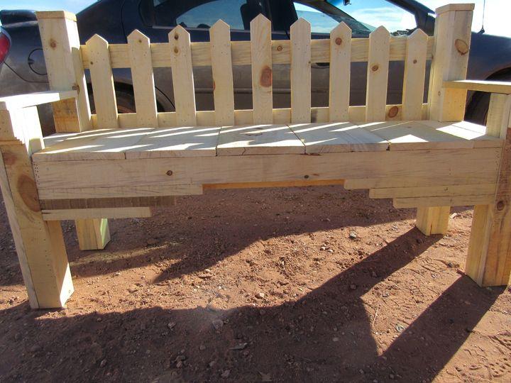 Southwestern Bench #2 - My Evil Twin
