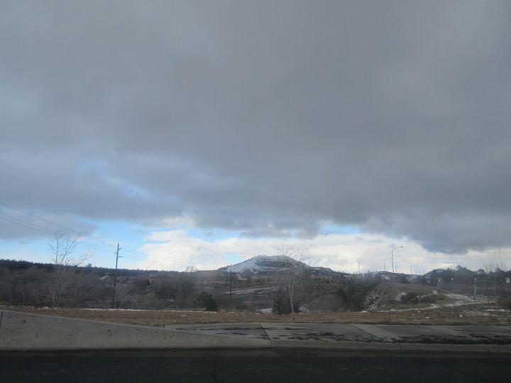 Distant Snowy Peak - My Evil Twin