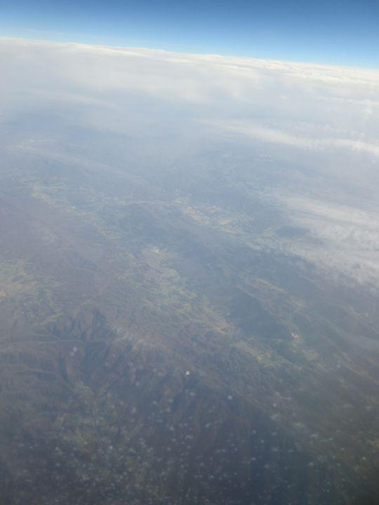 Columbus, Ohio Aerial Photograph - My Evil Twin
