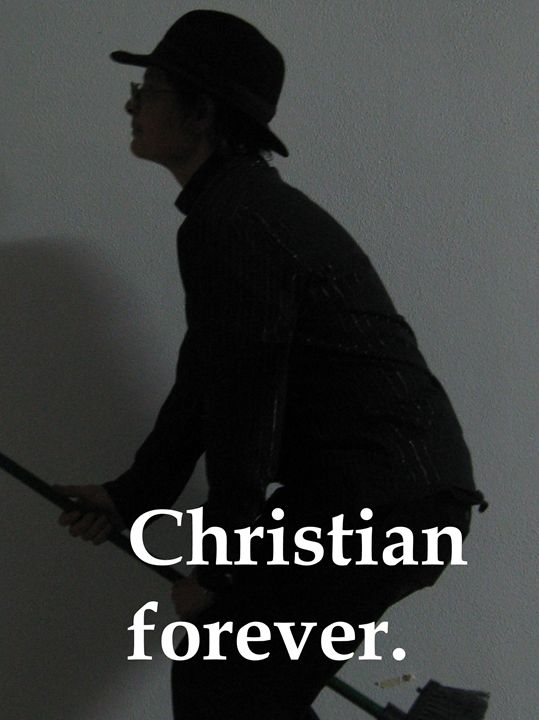 Christian forever - My Evil Twin