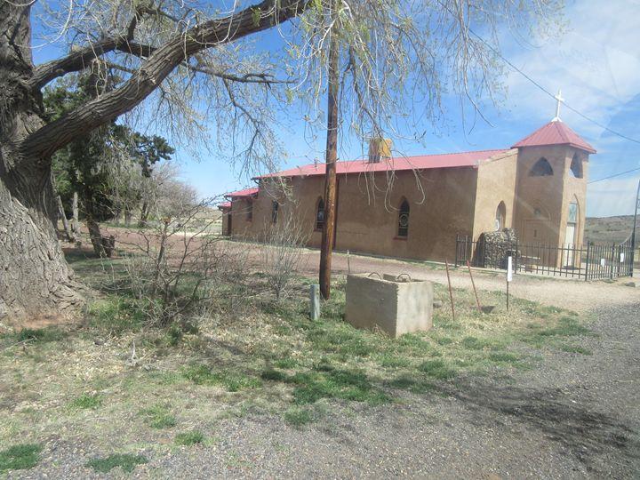 San Rafael Catholic Church - My Evil Twin