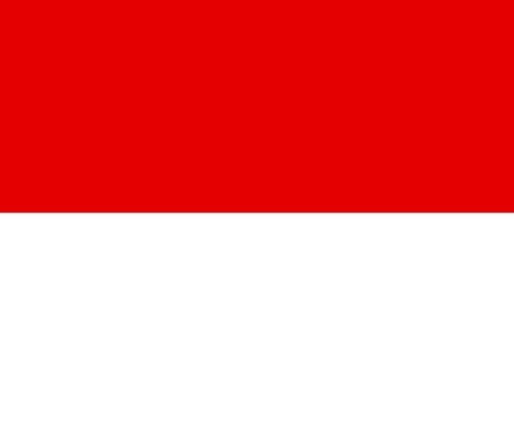Monaco Flag - My Evil Twin