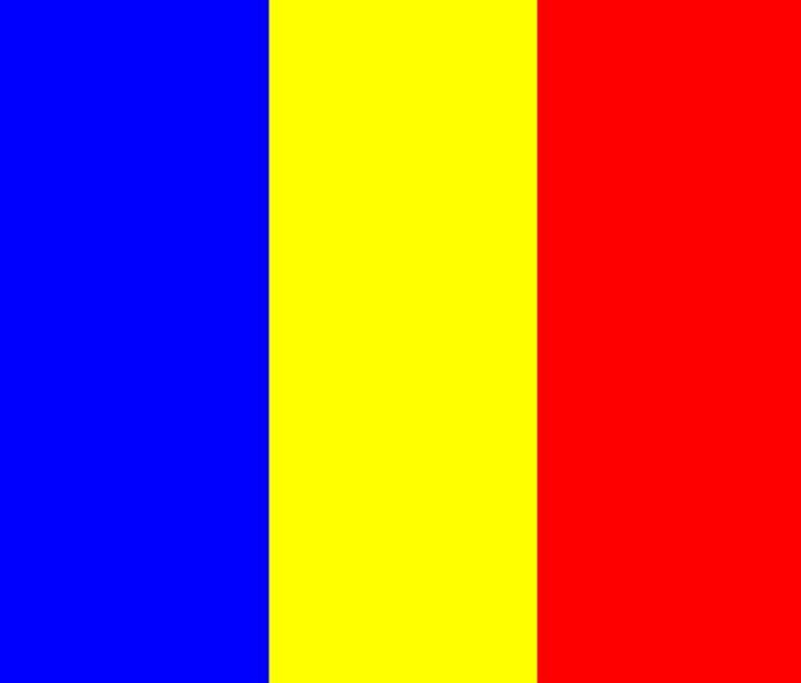 Romania Flag - My Evil Twin