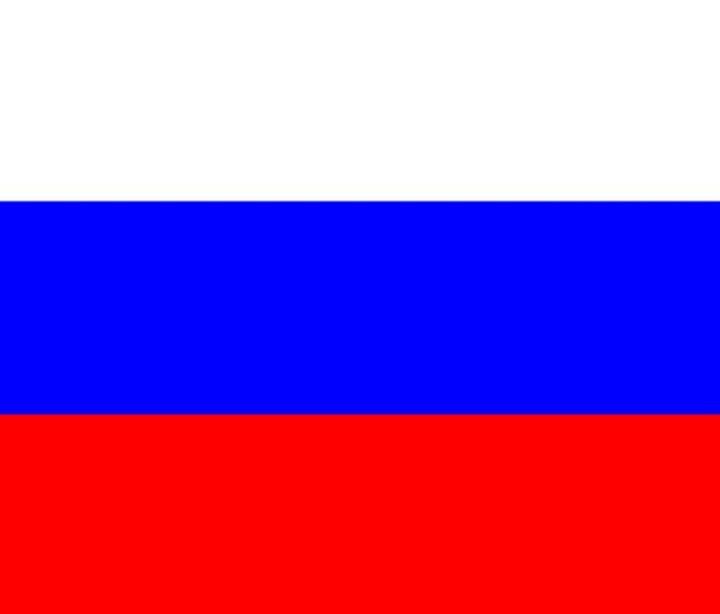 Russia Flag - My Evil Twin