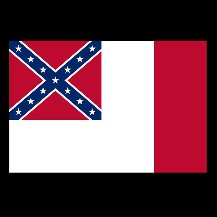 3d Confederate Flag - My Evil Twin