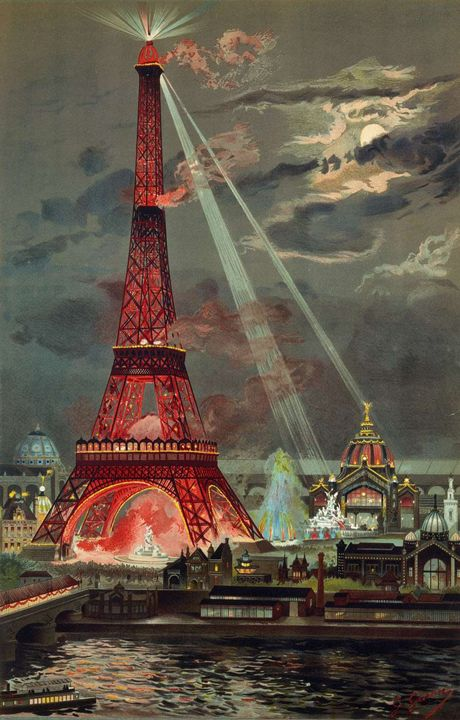 Eiffel Tower - My Evil Twin