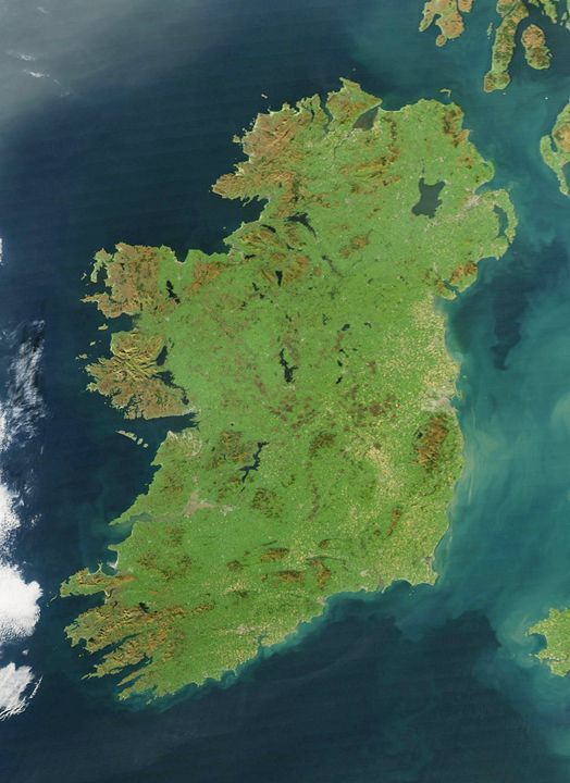 Ireland - My Evil Twin