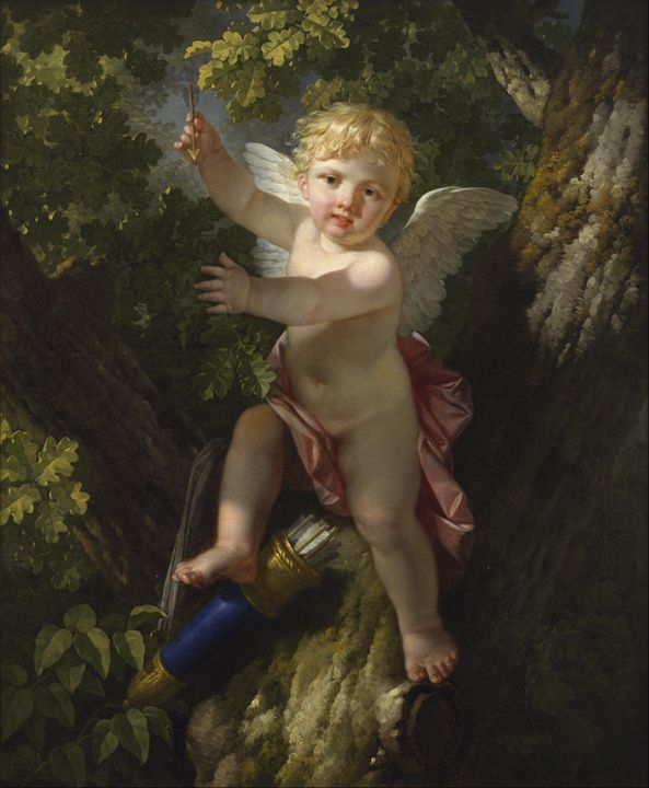 Cupid In A Tree - My Evil Twin