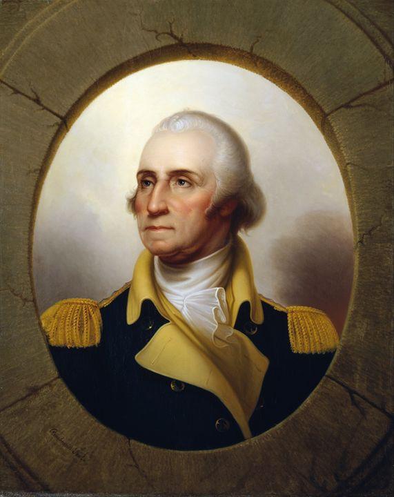 George Washington - My Evil Twin