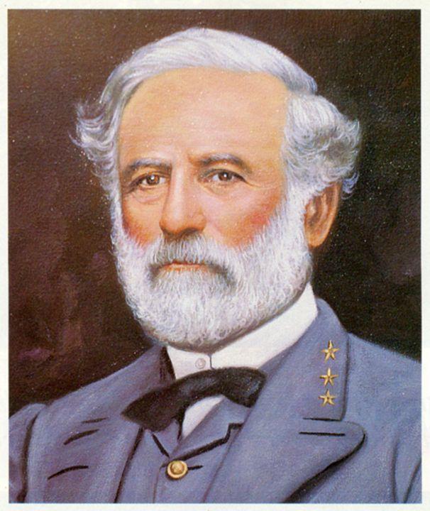 Gen. Robert E. Lee - My Evil Twin