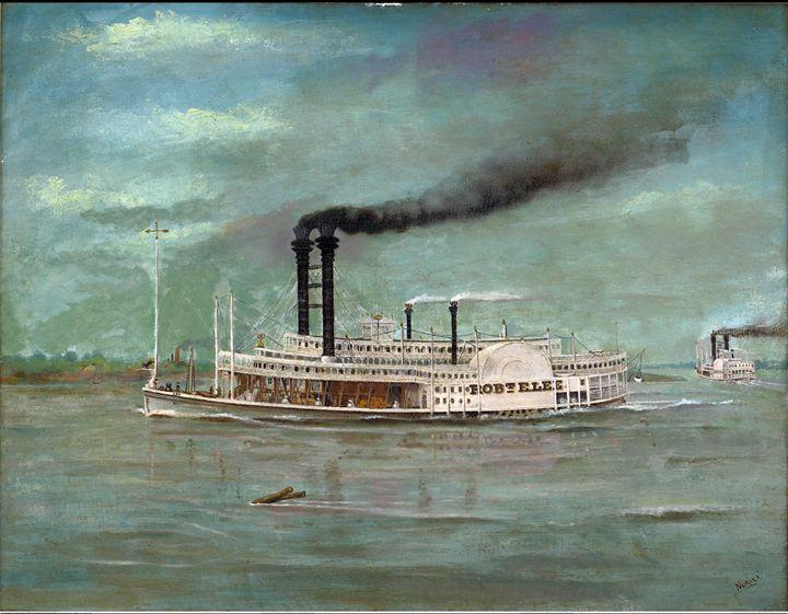 Steamboat Robert E. Lee - My Evil Twin