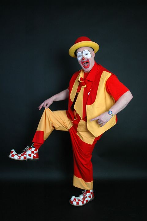 The Clown - My Evil Twin