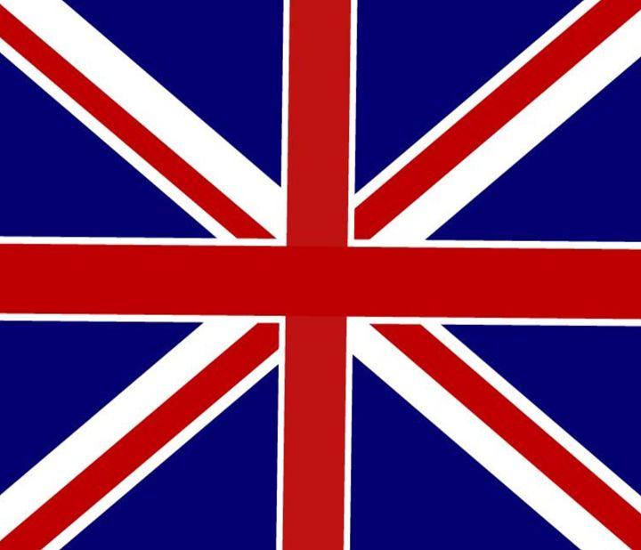 Union Jack Flag - My Evil Twin