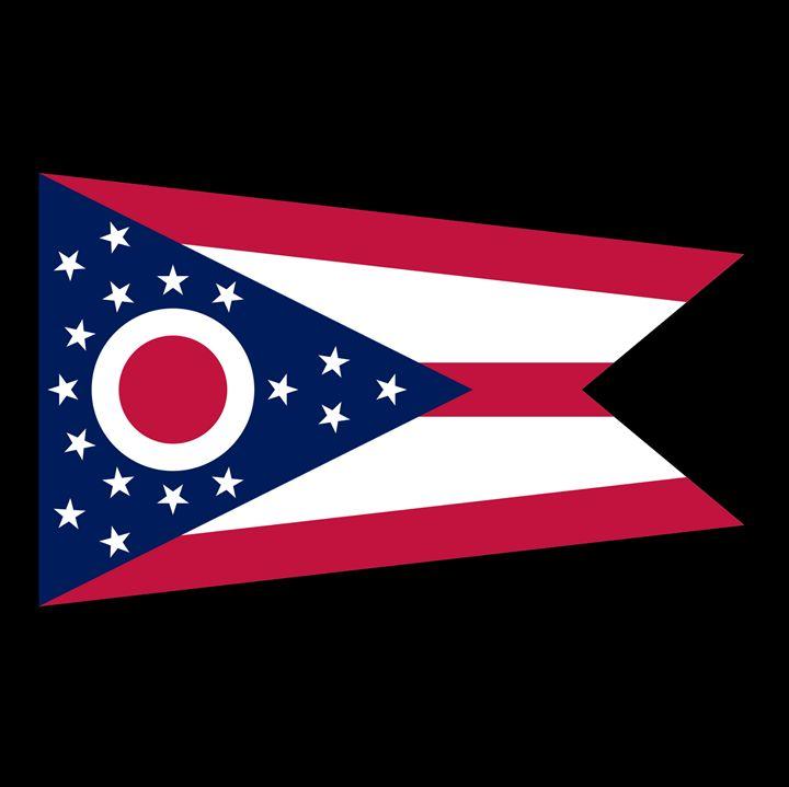 Ohio Flag - My Evil Twin