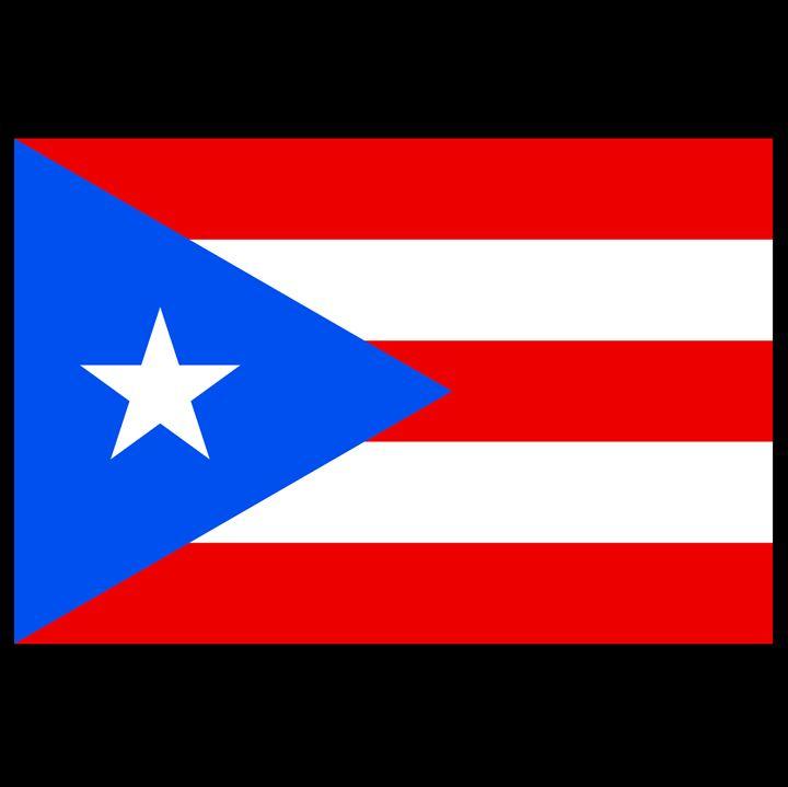 Puerto Rico Flag - My Evil Twin