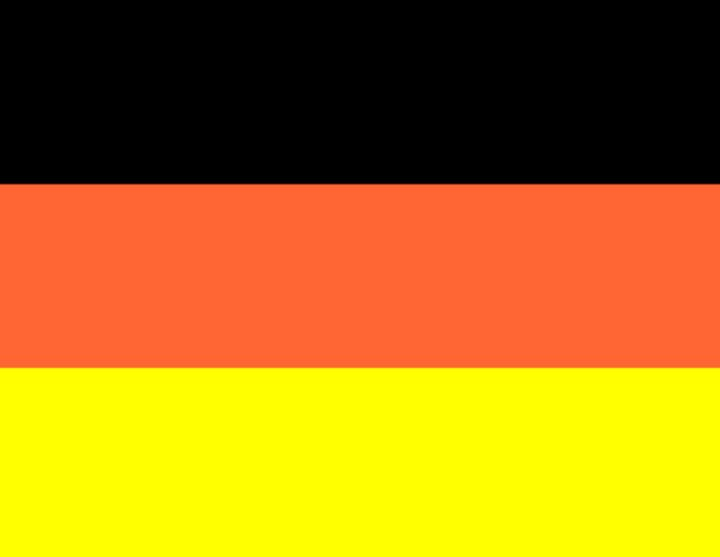 Germany Flag - My Evil Twin