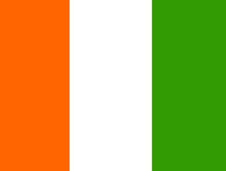 Ivory Coast Flag - My Evil Twin