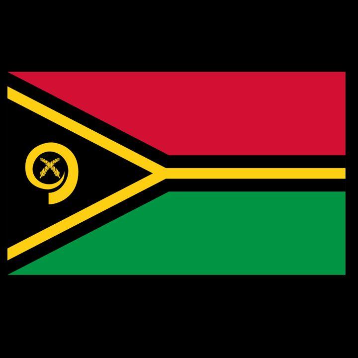 Vanuatu Flag - My Evil Twin