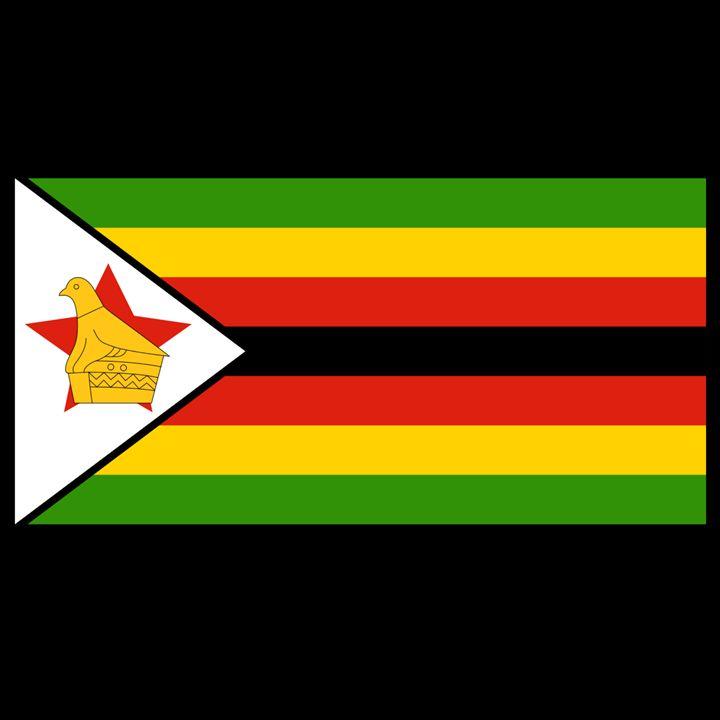 Zimbabwe Flag - My Evil Twin