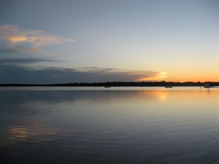 A Florida Sunset - My Evil Twin