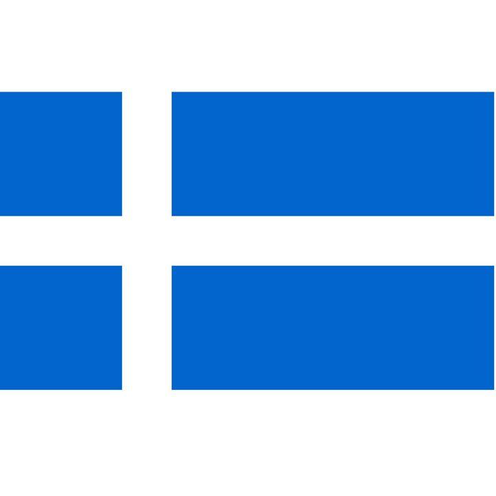 Shetland Flag - My Evil Twin