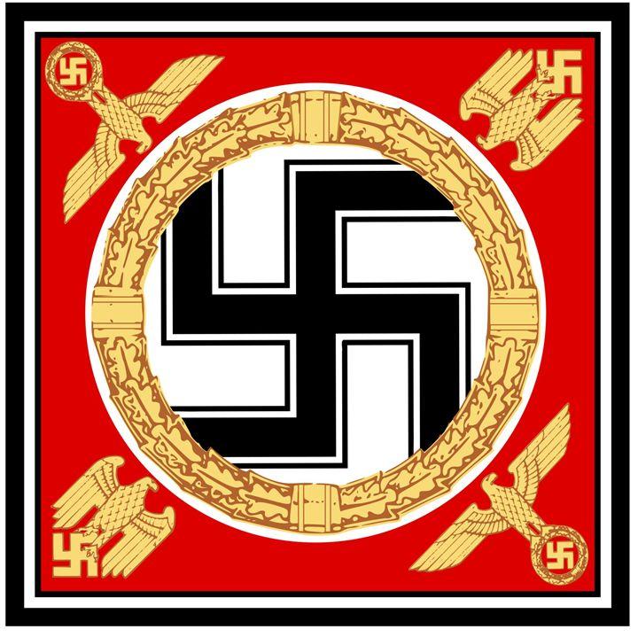 Hitler's Standard - My Evil Twin