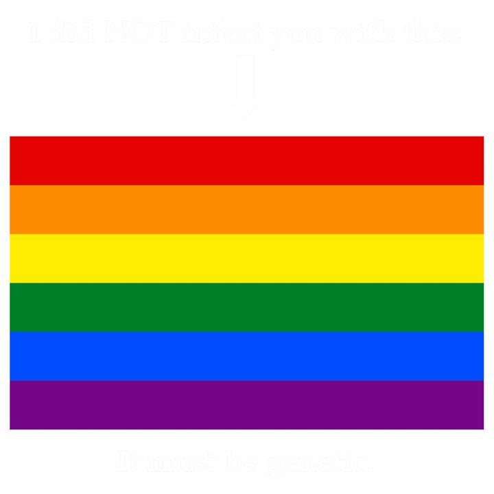 Rainbow Flag - My Evil Twin