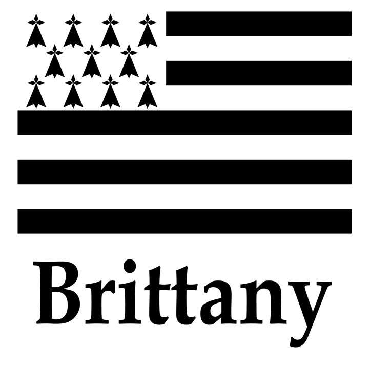 Brittany Flag - My Evil Twin