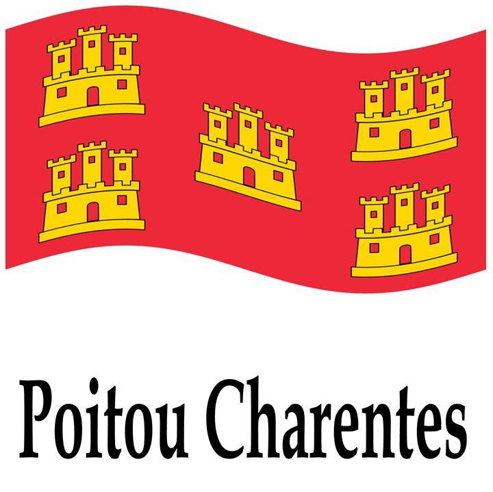 Poitou Charentes, Italy Flag - My Evil Twin