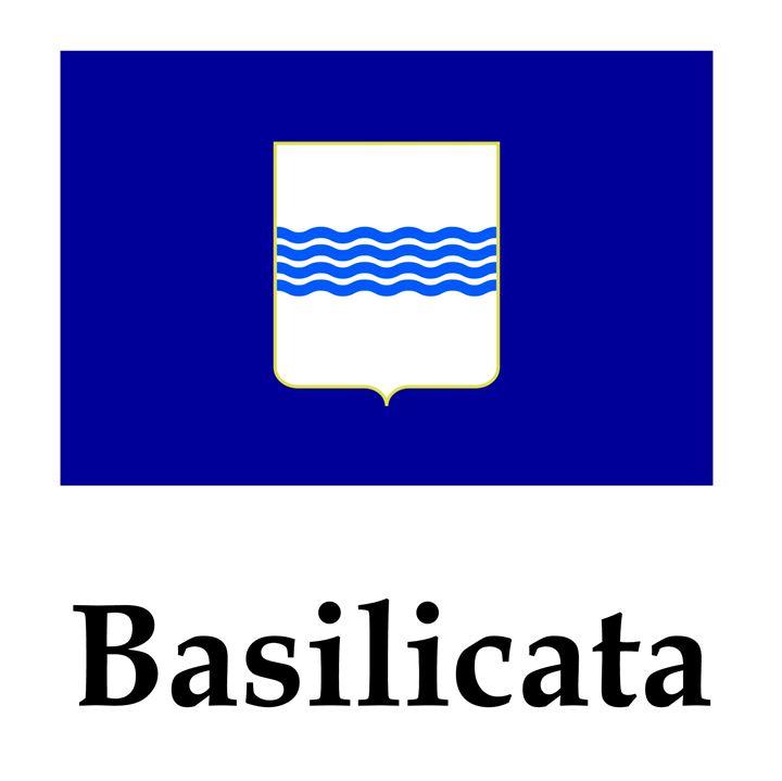 Basilicata, Italy Flag And Name - My Evil Twin