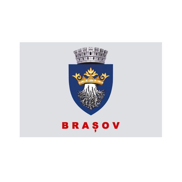 Brasov, Romania Flag - My Evil Twin