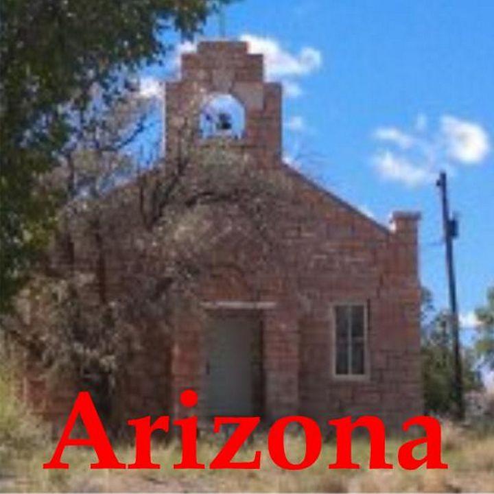 Arizona- Hopi Church - My Evil Twin