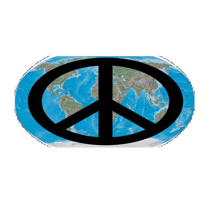 Peace On Earth - My Evil Twin